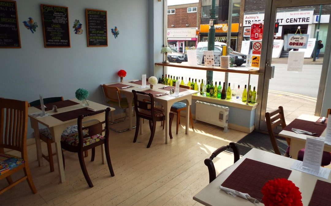 Bluebirds Cafe