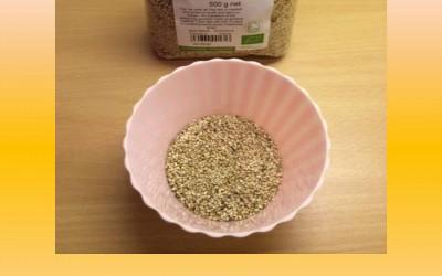 Calcium rich Sesame seeds