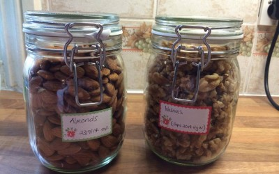 Activating nuts and seeds?!